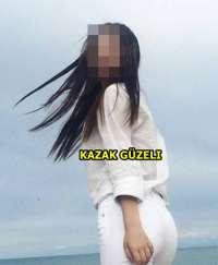 Avrupa Yakası Kazak Güzeli Escort Alina